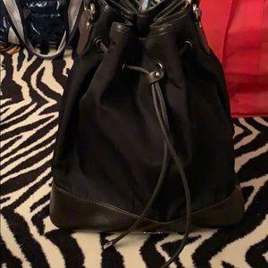 Authentic Cole Haan Bucket Bag